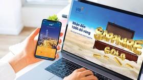 Gói Saphire và Gold của VIB: Giao dịch miễn phí trọn đời, hoàn tiền không giới hạn