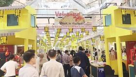 5 nhóm mặt hàng giới thiệu tại Thái Lan