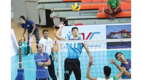Đội tuyển bóng chuyền U23 Việt Nam thể hiện tiềm năng lớn