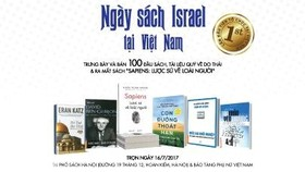 Israel Book Day held in Hanoi