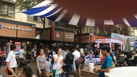Ho Chi Minh City Book Street
