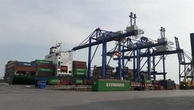 Tan Cang – Phu Huu Port in HCM City's District 9. (Photo: VNA)