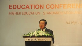 NA Vice Chairman Do Ba Ty speaks at the conference (Source: qdnd.vn)