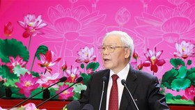 General Secretary of the Communist Party of Vietnam and President Nguyen Phu Trong (Photo: VNA)
