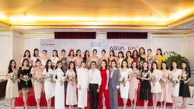 Top 30 candidates selected from the Southern regional qualifying round of Miss Vietnam beauty contest 2020