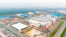 The Vietnam industrial white paper reported that sudden growth in lease enquiries for land, factory and warehousing has resulted in price escalations in IPs near major cities (Photo: thuongtruong.com.vn )