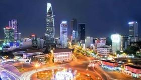 A corner of Ho Chi Minh City (Photo: VNA)