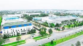 A view of Saigon High-Tech park in HCM City's District 9 (Photo: VNA)