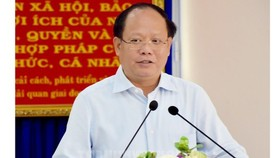 Former deputy of the HCMC Steering Committee on Historic Sites, Tat Thanh Cang (Photo: hcmcpv)