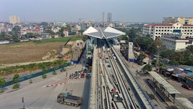 Nhon-Hanoi Railway Station