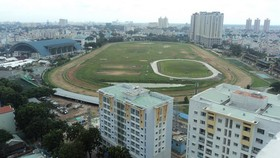 Phu Tho Horse Racing Ground in District 11
