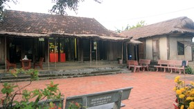 Memorial house for General Vo Nguyen Giap in his home village