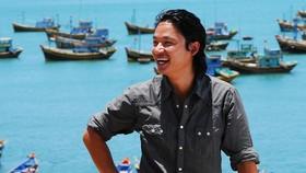 Vietnamese-Australian celebrity chef Luke Nguyen
