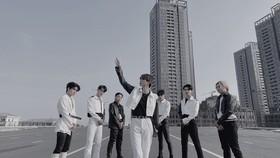 The K-pop dance troupe Lucifier
