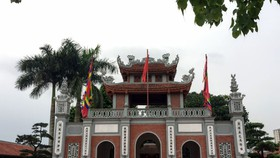 Xa Tac Temple (Photo: SGGP)