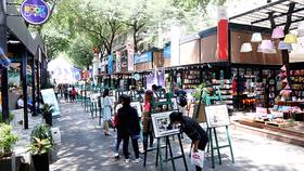 HCMC Book Street