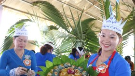 Visitors will have the chance to enjoy various traditional cakes. (Photo: SGGP)