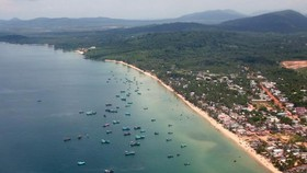A corner of Phu Quoc island (Photo: VNA)