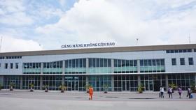 Con Dao Airport (Photo: SGGP)
