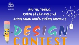 Design competition promoting Korea-Vietnam solidarity against  pandemic launched