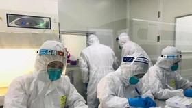 Vietnam's COVID-19 count rose to 11,794 after 159 new cases were found over the past 12 hours to 6am on June 17. (Photo: SGGP)
