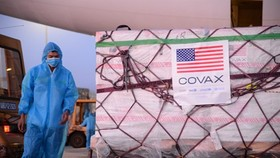 More than 2 million doses of COVID-19 Moderna vaccine supplied by the US Government through the COVAX Facility arrive in Vietnam (Source: UNICEF)