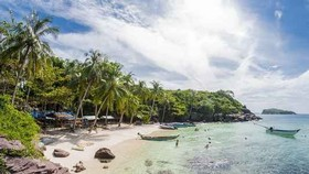 Phu Quoc is one of the most popular tourism destinations in Vietnam. (Photo: nld.com.vn)