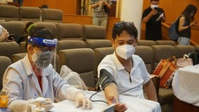 HCMC begins 6th phase of Covid-19 vaccination drive