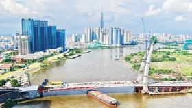 Thu Thiem Bridge 2