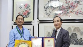 Watercolor master Truong Han Minh passes away