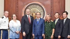 Tiếp tục thúc đẩy quan hệ Việt Nam - Hoa Kỳ phát triển trên nhiều mặt
