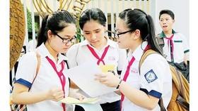 TPHCM: 15 giờ chiều 12-6 công bố kết quả tuyển sinh lớp 10