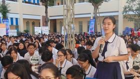 TPHCM: Không tổ chức hoạt động học tập trong ngày đầu tiên học sinh lớp 12 quay trở lại trường