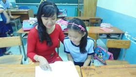 """TPHCM: Bộ sách """"Chân trời sáng tạo"""" dẫn đầu số lượng đầu sách giáo khoa lớp 1 được lựa chọn"""