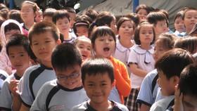 TPHCM khai giảng năm học mới vào ngày 5-9