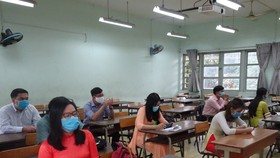 Gần 1.200 ứng viên tham gia vòng thi thực hành xét tuyển viên chức giáo dục tại TPHCM