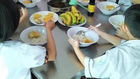 Xử lý dứt điểm vụ bữa ăn bán trú tại Trường Tiểu học Trần Thị Bưởi ngay trong tuần này