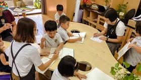 Trường Mầm non Thế Giới Mặt Trời (quận 3, TPHCM)