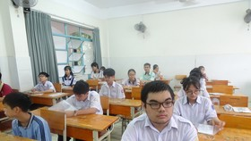 TPHCM: Hơn 45.000 chỗ học cho học sinh không trúng tuyển lớp 10 công lập