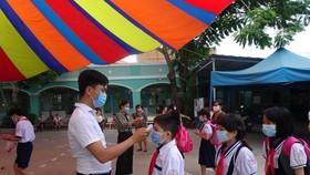 TPHCM: Thông báo khẩn về rà soát y tế tại các trường học
