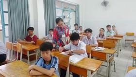 TPHCM: Đề thi tuyển sinh lớp 10 sẽ tăng câu hỏi nhận biết, giảm độ phân hóa
