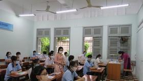 TPHCM: Hoàn tất chấm thi tốt nghiệp THPT vào chiều nay (20-7)