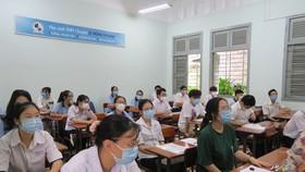 TPHCM: Thêm một đề xuất về kỳ thi tuyển sinh lớp 10 năm học 2021-2022