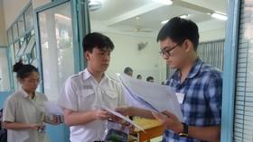 TPHCM: Công bố điểm xét tuyển lớp 10 năm học 2021-2022