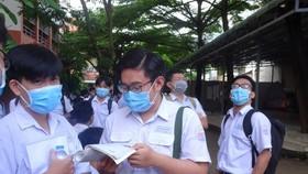 TPHCM: Trường THPT chuyên Lê Hồng Phong dẫn đầu điểm chuẩn lớp 10 tích hợp năm học 2021-2022