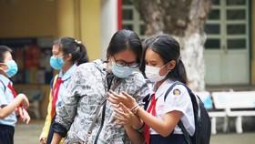 TPHCM: Công bố điểm xét tuyển vào lớp 6 Trường THPT chuyên Trần Đại Nghĩa