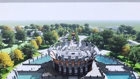 Cần Thơ khởi công xây dựng đền thờ các vua Hùng