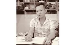 Anh Nguyễn Thanh Tâm, chủ đại lý vé số Thiện. Ảnh: Nhân vật cung cấp