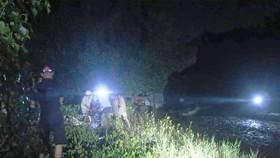 Bến Tre: 4 người chết và mất tích trong lúc đi câu cá