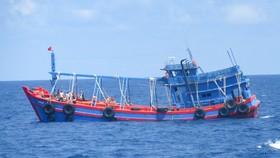 Phạt hành chính 800 triệu đồng đối với 1 chủ tàu cá vi phạm khai thác thủy sản